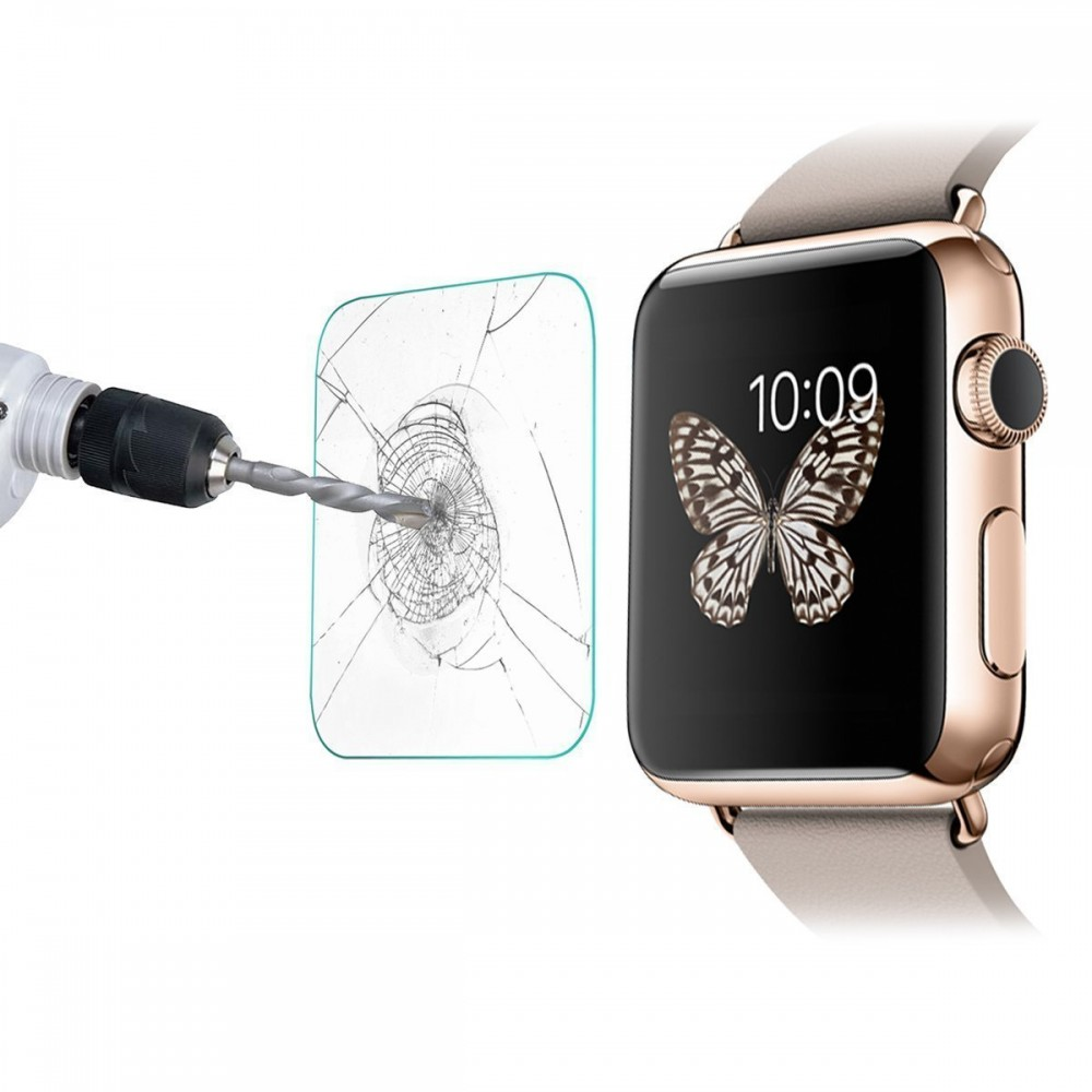 Tempered Glass Protector for Apple Watch