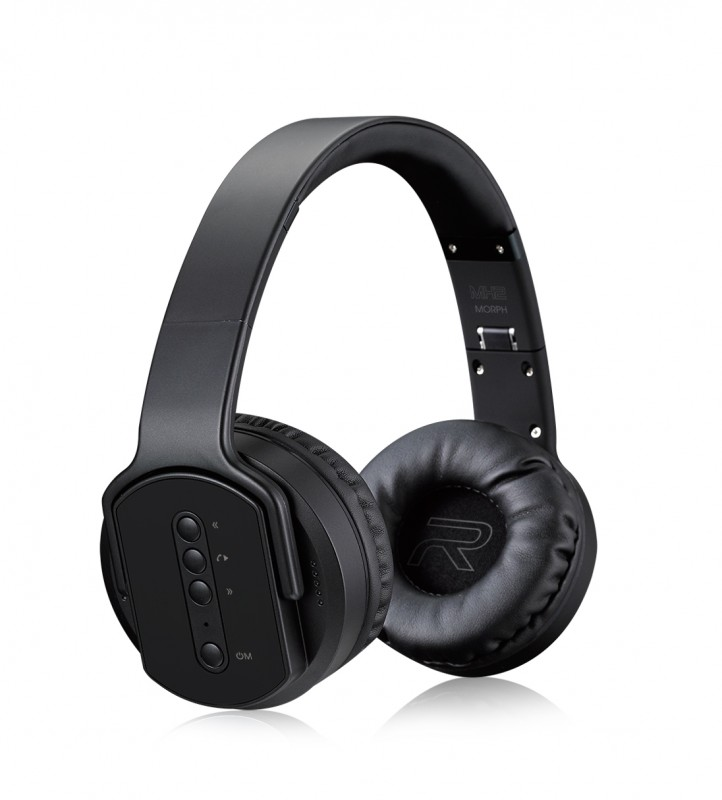2 in 1 Twist-out Wireless Bluetooth Speaker and Headphone