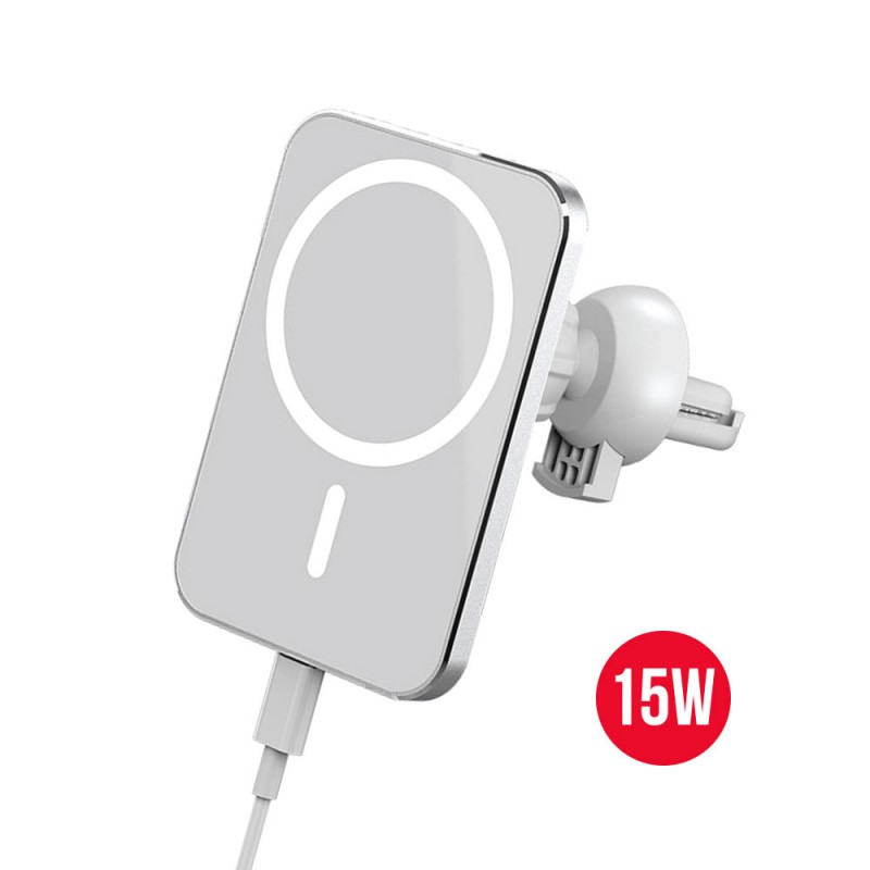15W Mag Hold Wireless Car Charger