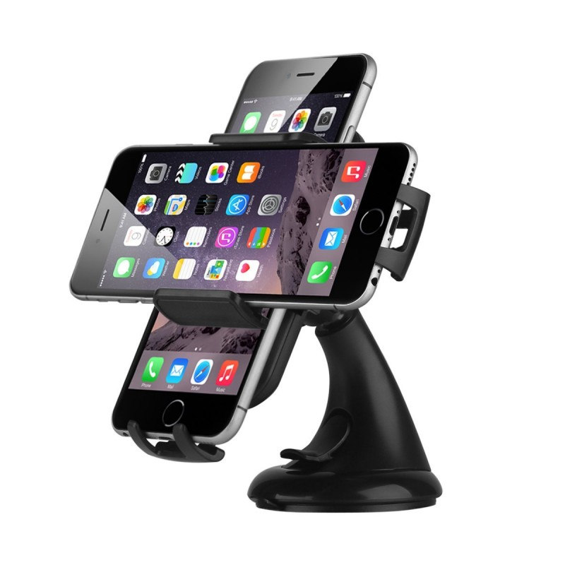 Universal Car Mount Smartphone Holder