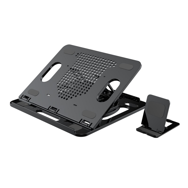 Notebook Adjustable Bracket with Mobile Stand