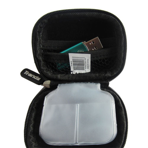 Sim and Memory Card Storage Utility Pouch