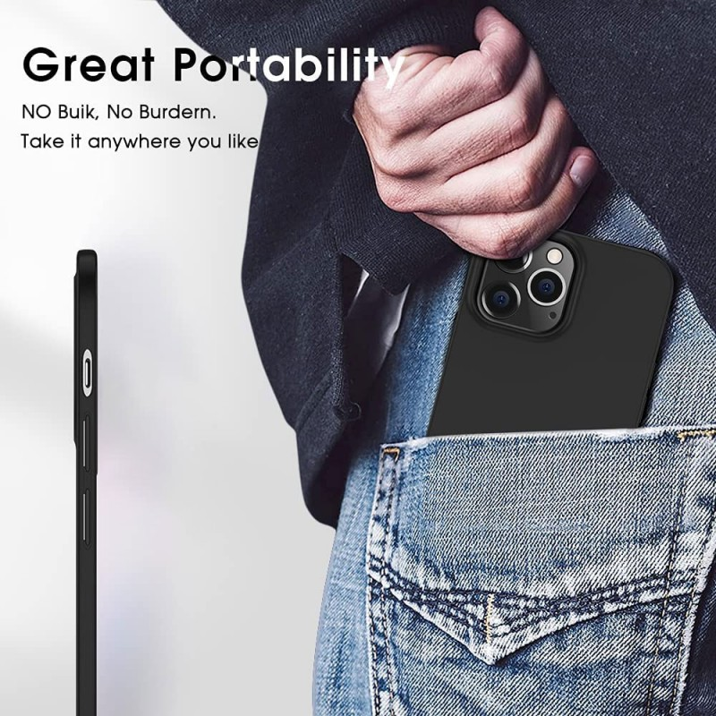 IPhone 13 Pro Silicone Back Case