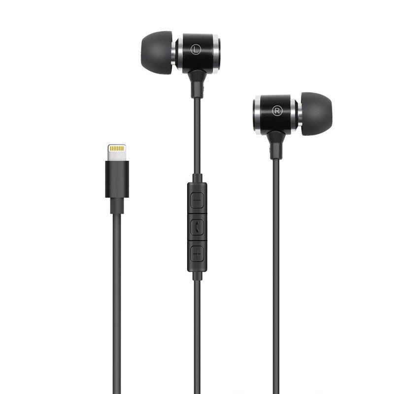 Lightning MFi Stereo Earphone