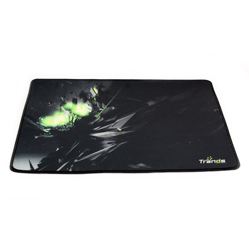 Green Retro Edition Gaming Mouse Pad
