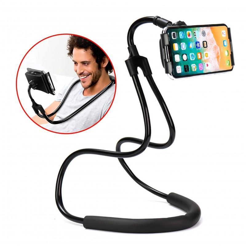 Hands Free Neck Phone Holder
