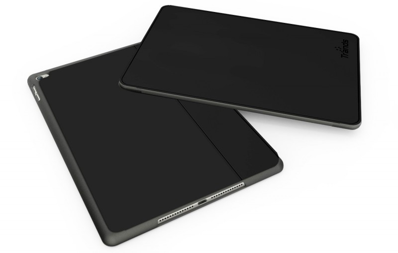 Ultra Slim Smart Shell Stand Flip Case for iPad Pro
