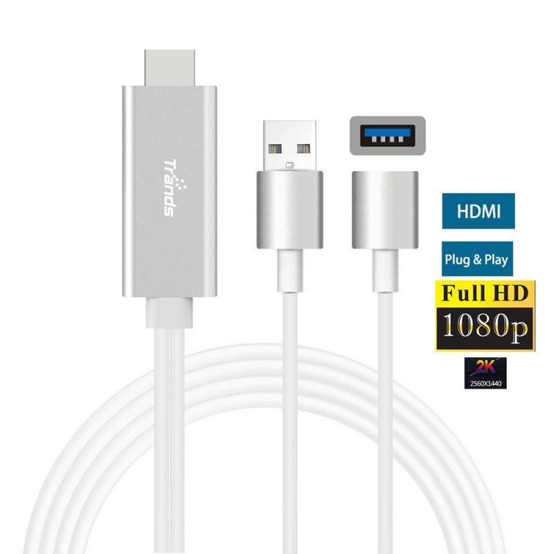 HDTV Cable (HDMI + USB 2.0 + Female USB)