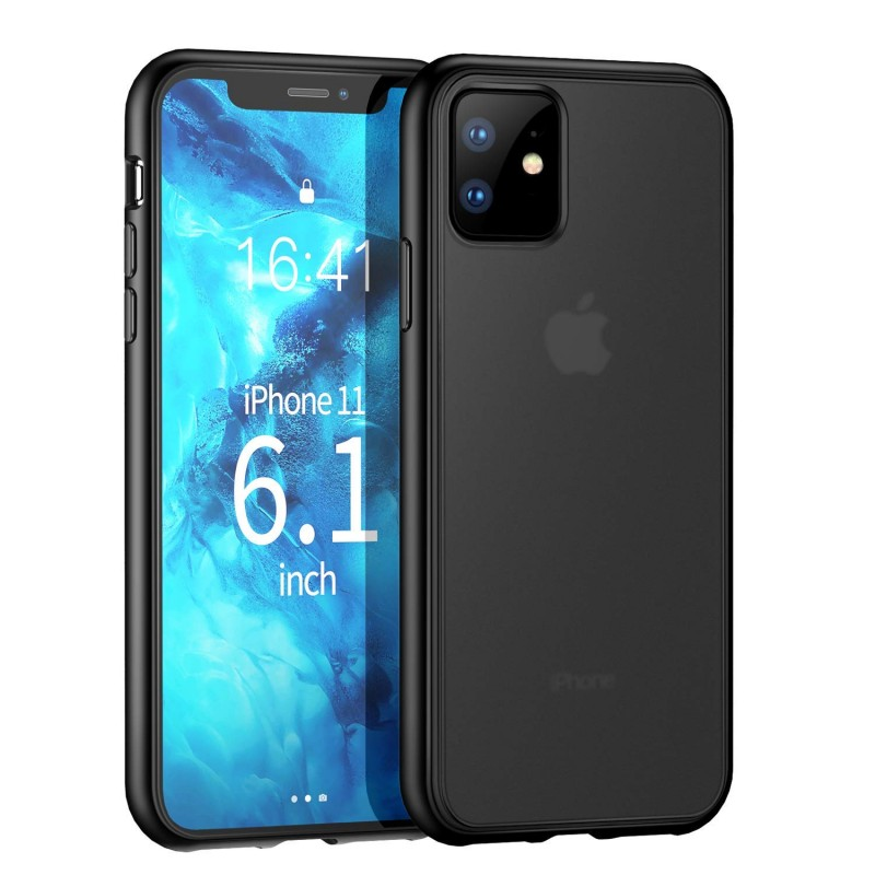 Protective back cover for iPhone 11
