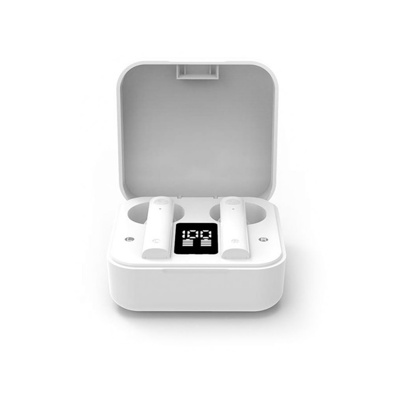 TWS Bluetooth Earbuds with Portable Charging Case