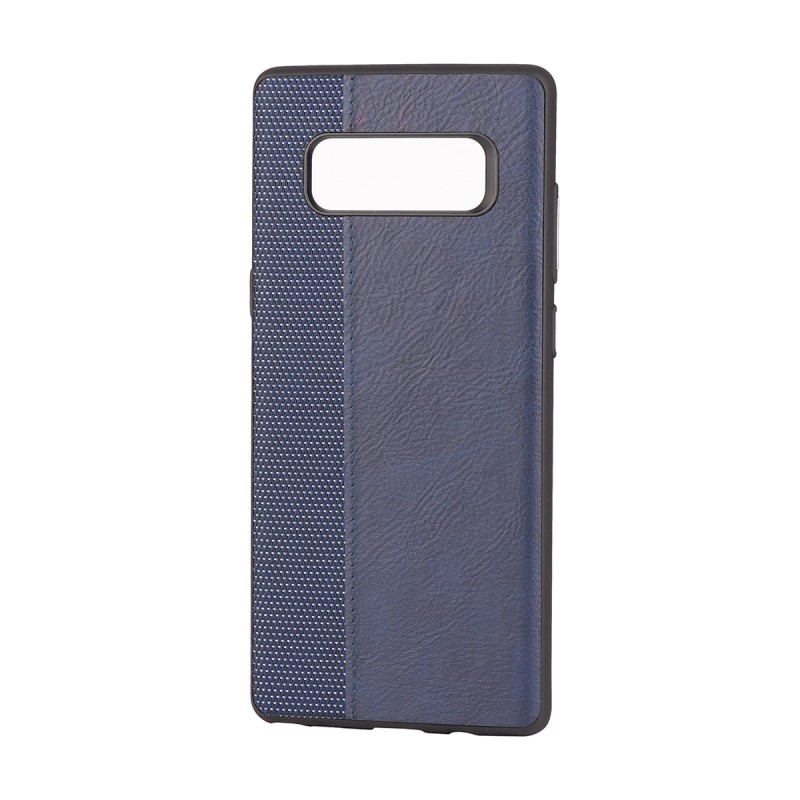 Leather Hard Back Case for Galaxy Note 8