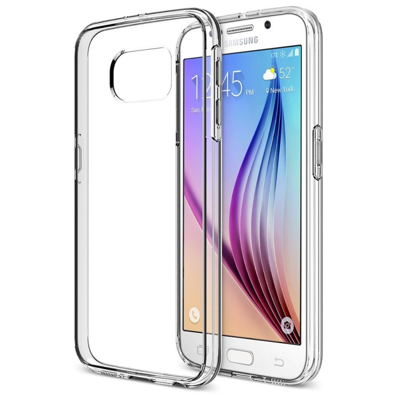 Clear Case for Samsung Galaxy S6