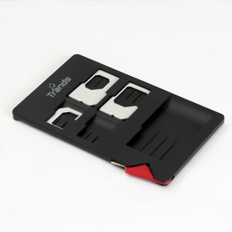 Sim and Memory Card Holder
