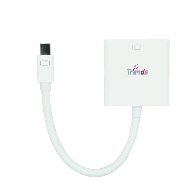 Full HD Mini Display port to VGA Adapter