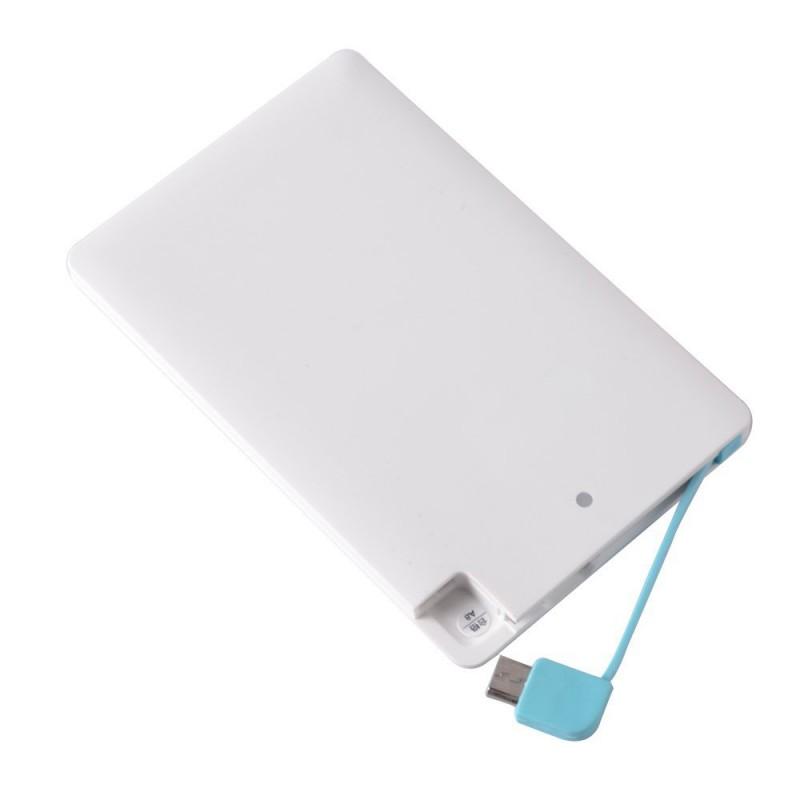 2000mAh Portable Power Bank