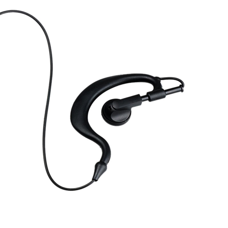 Mono Ear Hook Earphone with Mic