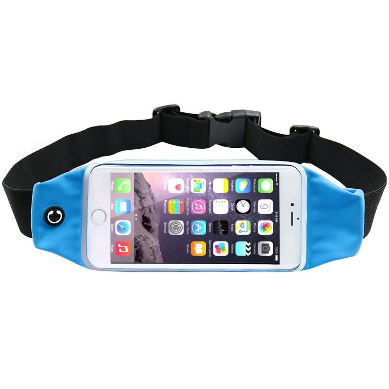 Waist Belt Pouch Smartphone Holder