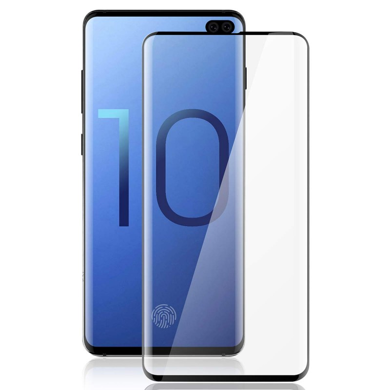 9H Hard Clear Tempered Glass for Samsung Galaxy S10+