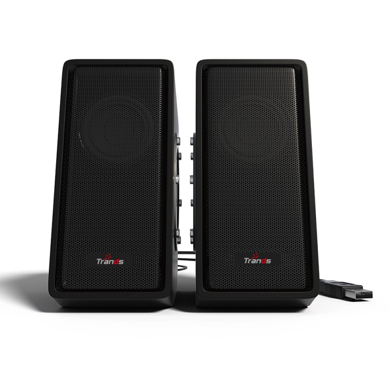 2.0 Channel Stereo Loud Speaker