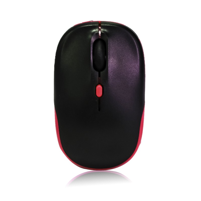 Retractable USB Wired Optical Mouse