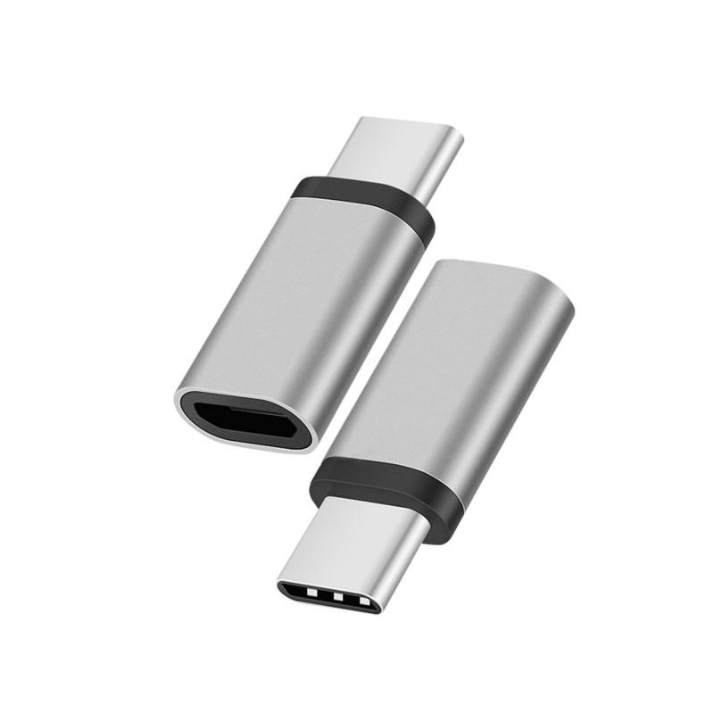 Type-C to Micro USB OTG Adapter