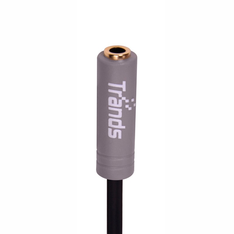 3.5mm Male Jack to 3.5mm Female Socket Aux Extension Cable