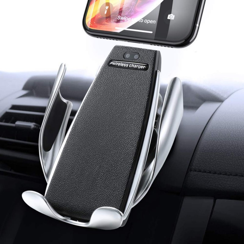 Automatic Smart Sensor Wireless Car Charger
