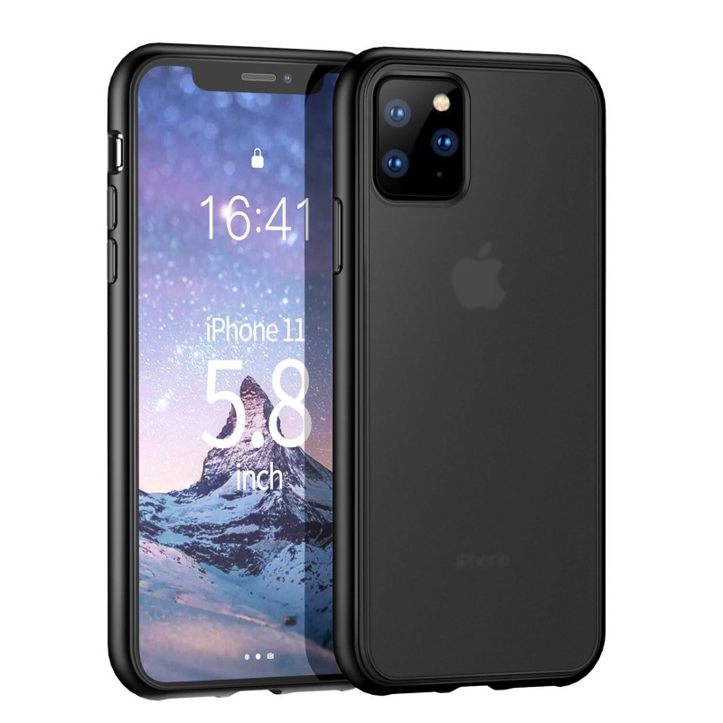 Case for iPhone 11 Pro, 5.8 Inch 2019, Black