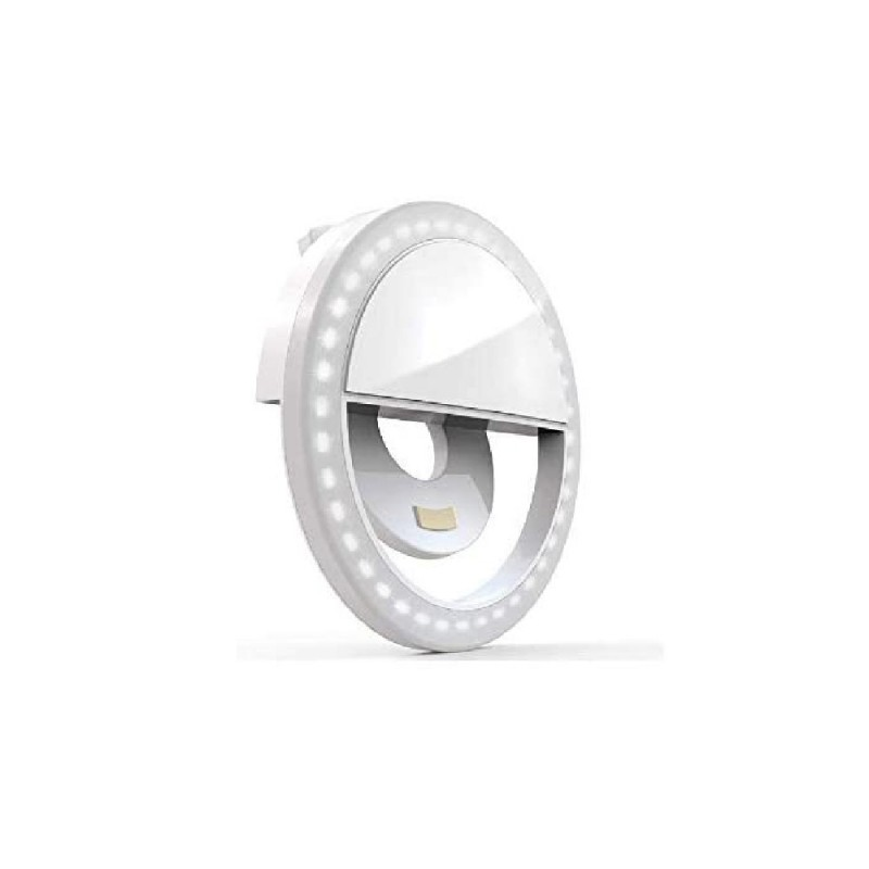 Rechargeable Selfie Ring Light