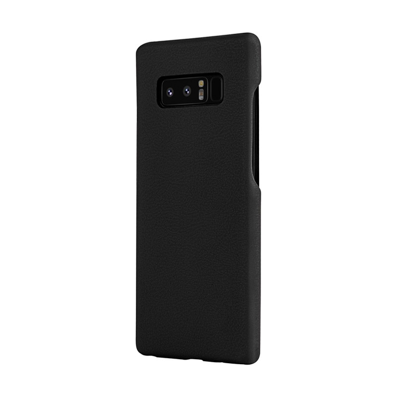 Hard Leather Back Case for Galaxy Note 8
