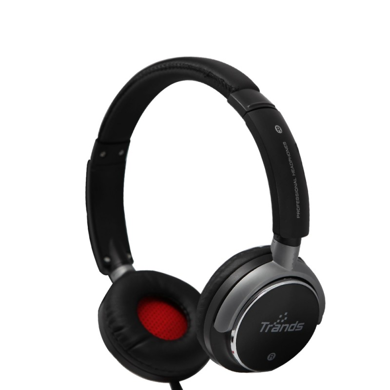 Wired On Ear 3.5mm Headphone with Microphone