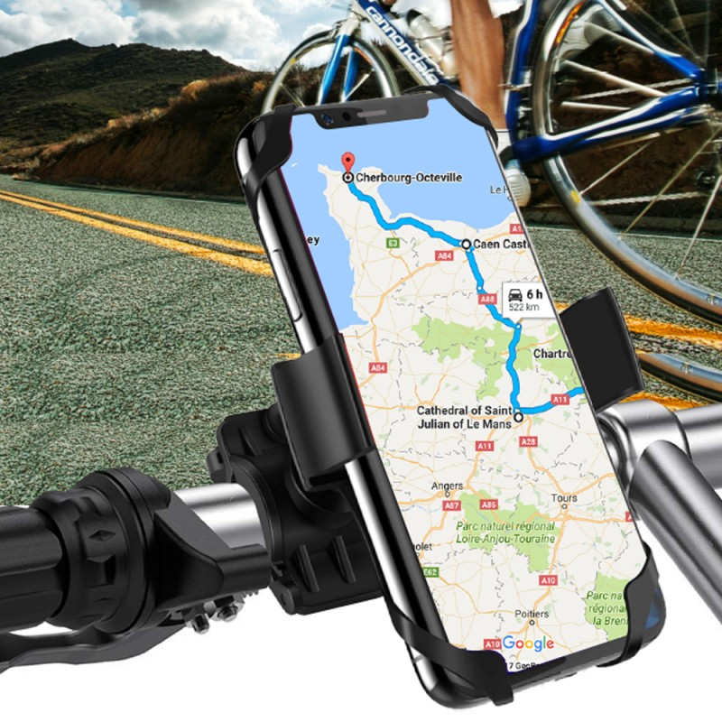 Universal Bike Mount Smartphone Holder