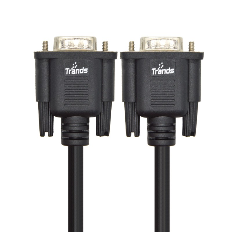 VGA/SVGA HD 15 Male to Male Extension Cable