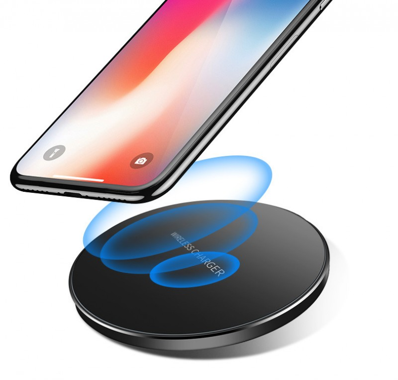 10W Max Quick Wireless Charger