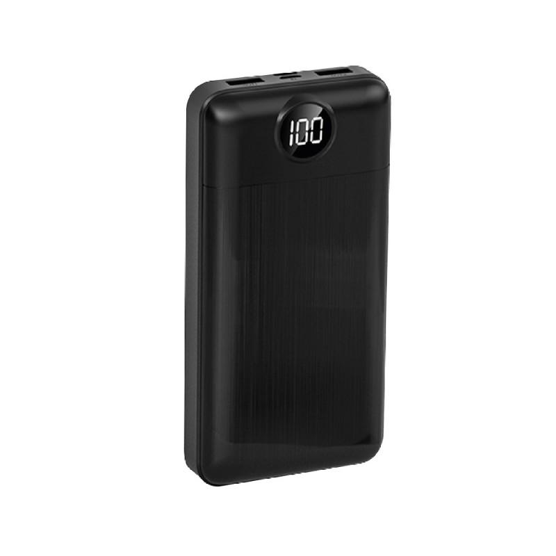 20000mAh High-Capacity Dual USB Power Bank