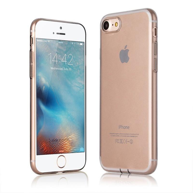 Transparent Back Case for iPhone 7