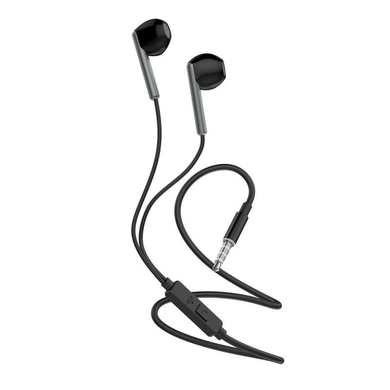 Stereo Wired Earphone with Microphone