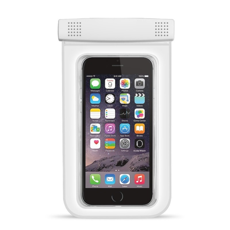 Universal Waterproof Case for 5.5 Inch Mobile Phones
