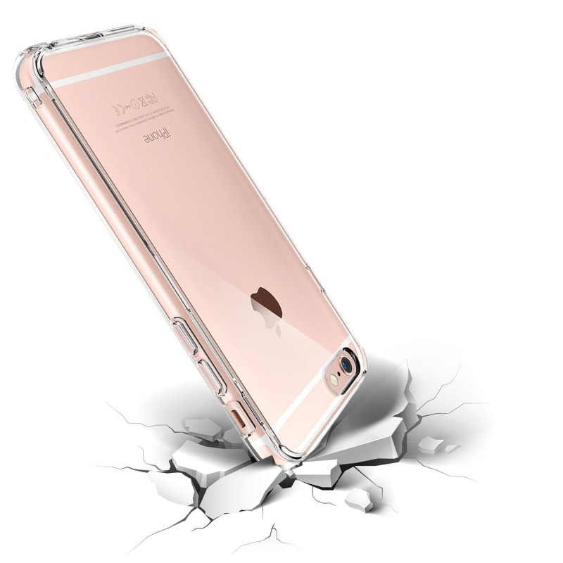 Clear TPU Case for iPhone 6S