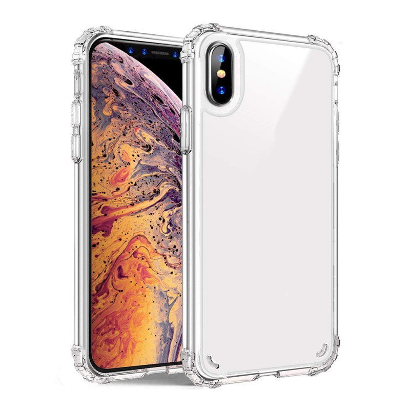 Transparent Back Case for iPhone XS Max